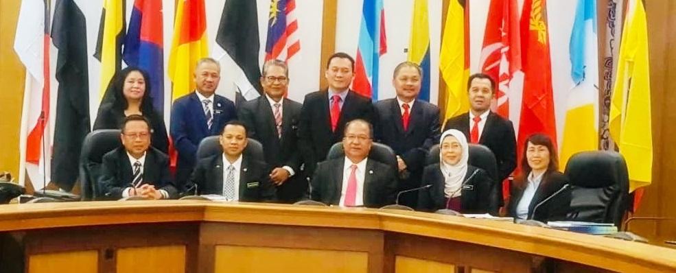 Pac Negeri Sabah Diberi Taklimat Laporan Ketua Audit Negara 2018 Borneonews Net